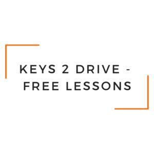 Keys 2 Drive - Free Lessons